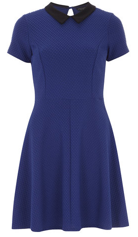 Blue Cobalt Shift Dress