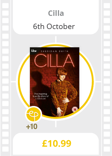Cilla on DVD
