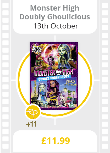 Monster High: Doubly Ghoulicious