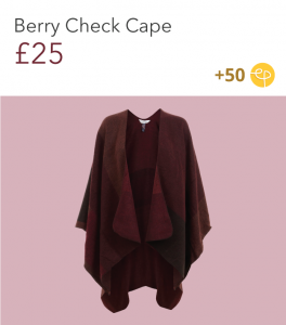 Miss Selfridge Cape