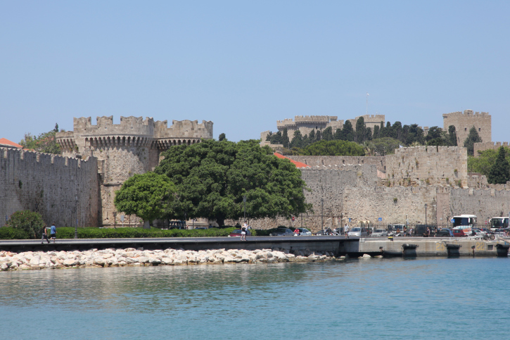 The Old Town of Rhodes