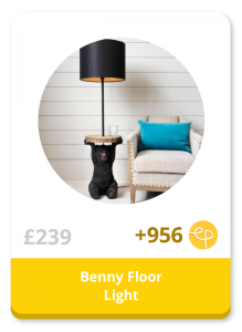 Benny Floor Light