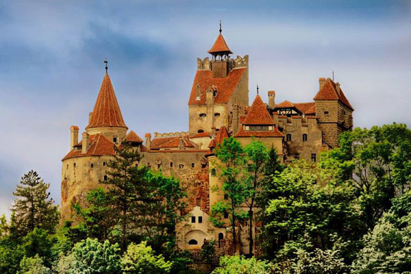 Dracula's Castle Adventure
