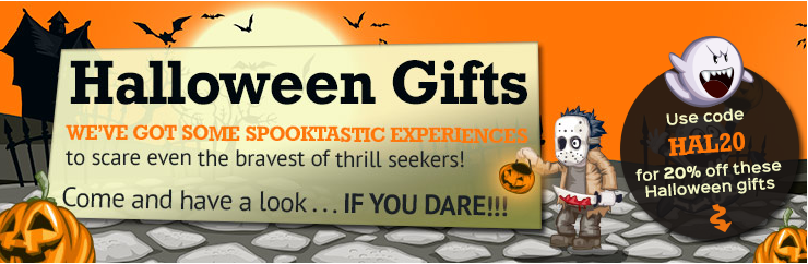 Buyagift Halloween Experiences
