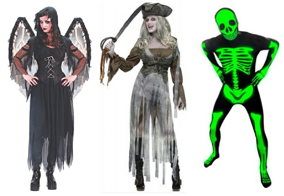Glamour Ghouls - Halloween Costumes