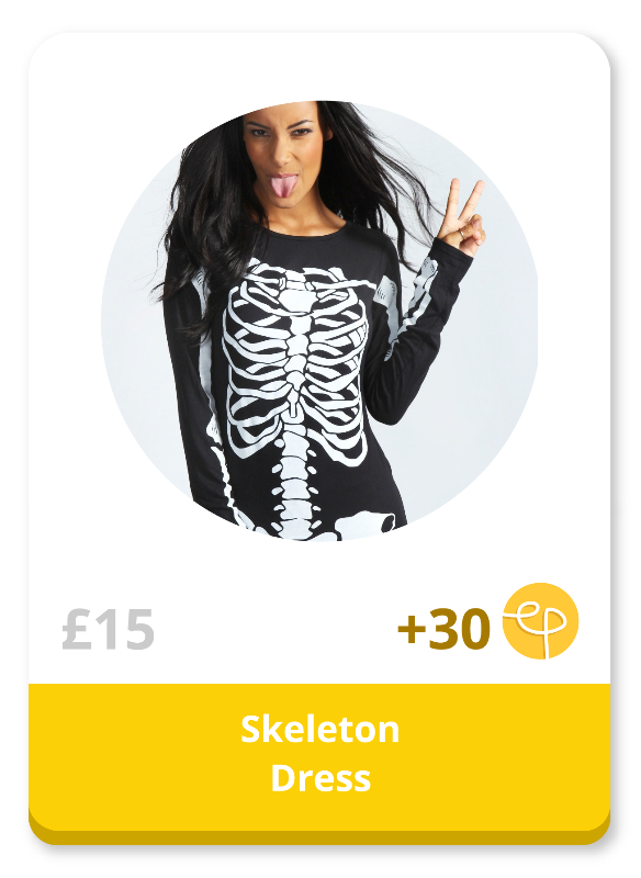 Boohoo.com Halloween Products
