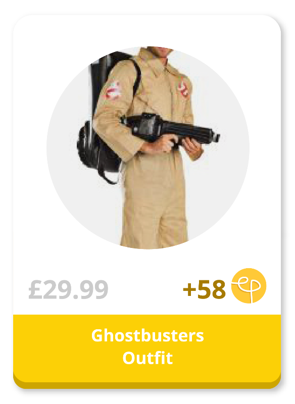 Argos Halloween Products