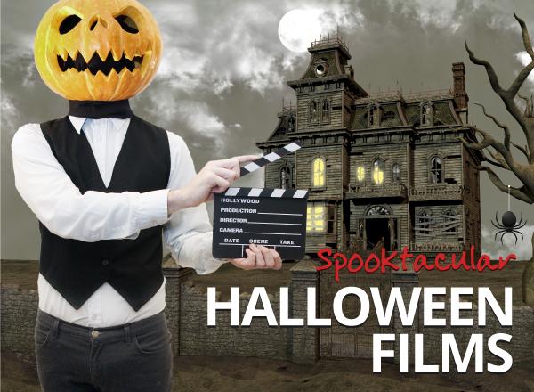 Spooky, gruesome & amusing Halloween films