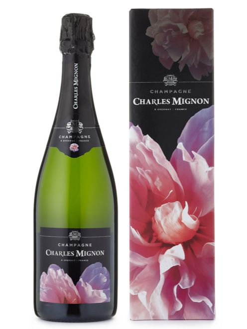 Charles Mignon 'Hymne à l'Amour' Champagne - £32 at M&S